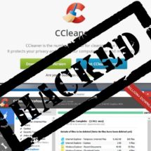 CCLeaner Hacked To Spread Malware