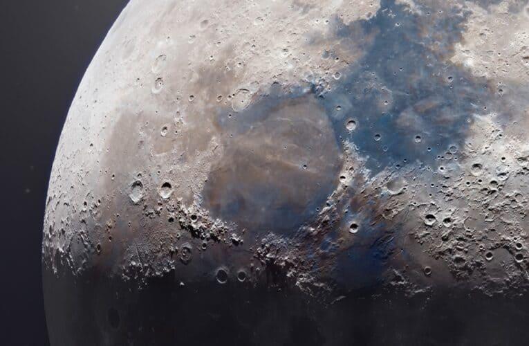 Amazing 85-Megapixel Image Of Moon From Backyard Photographer